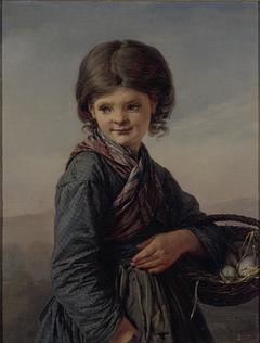The Little Village Girl
