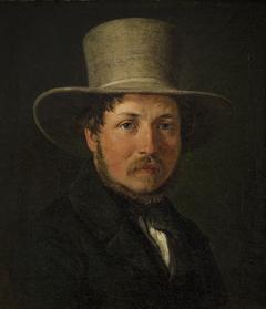 The Painter Christen Købke