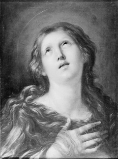 The Penitent St Mary Magdalene