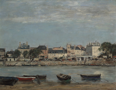 The Port ofTrouville