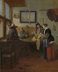 The Tailor's Workshop
