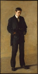 The Thinker: Portrait of Louis N. Kenton