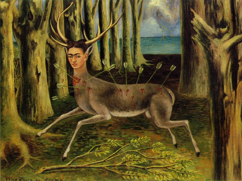 The Wounded (or Little) Deer (El venado herico)