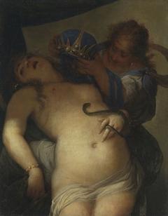 Tod der Kleopatra