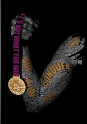 Typographic Games Poster