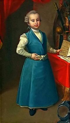 Portrait of Michał Hieronim Radziwiłł