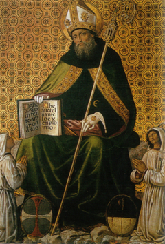 Sant'Agostino tra i flagellanti