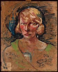Portret Marii Stawarskiej-Golińskiej