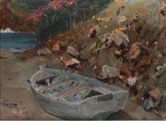 Βάρκα στον Γέρακα