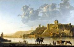 View of the Valkhof, Nijmegen