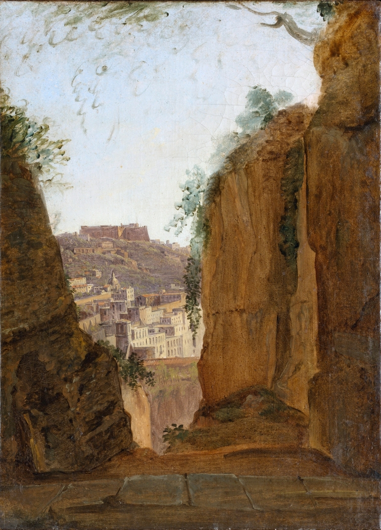 Virgil's Tomb, Naples