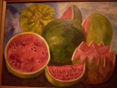 Viva la Vida, Watermelons