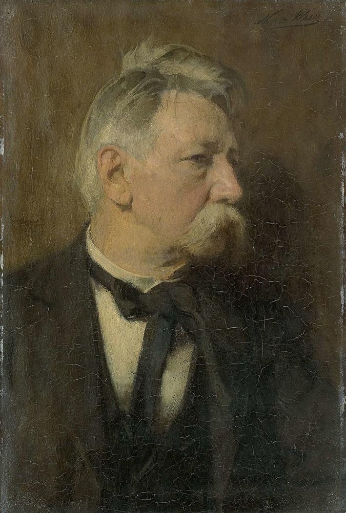 Willem Steelink II (1856-1928). Graficus