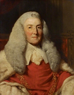 William Murray, 1st Earl of Mansfield, 1705 - 1793. Lord Chief Justice
