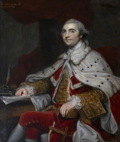 William Petty, 2nd Earl of Shelburne, later 1st Marquess of Lansdowne (1737-1805)