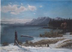 Wintertime Lake Tahoe