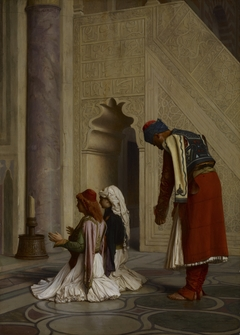 Young Greeks in the Mosque