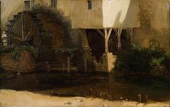 A Mill Wheel