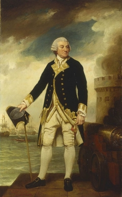 Admiral Sir Francis Geary, 1709/10-1796