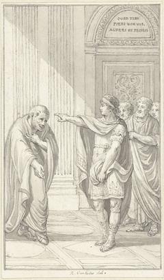 Alexander Severus en Arabinus