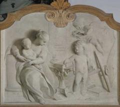 Allegory: Faith, Hope and Love