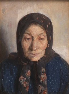 An Old Fisherman's Wife