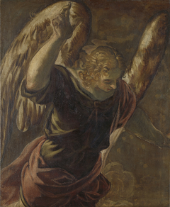 Angel from the Annunciation to the Virgin