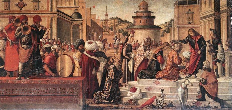 Baptism of the Selenites