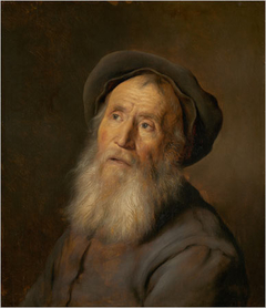 Bearded Man with a Beret