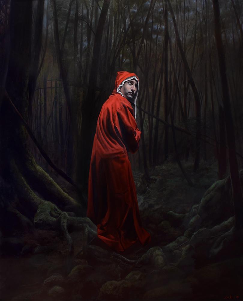 Canto 1: Dante in the Wilderness