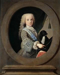 Cardinal-Infante Luis as a Boy