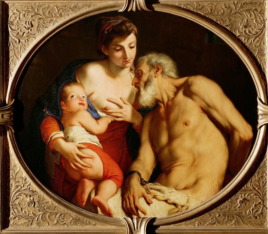 Caritas Romana (Cimon und Pero)