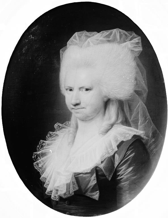 Charlotte Sophie Gerner, f. Rasch, Henrik Gerners hustru