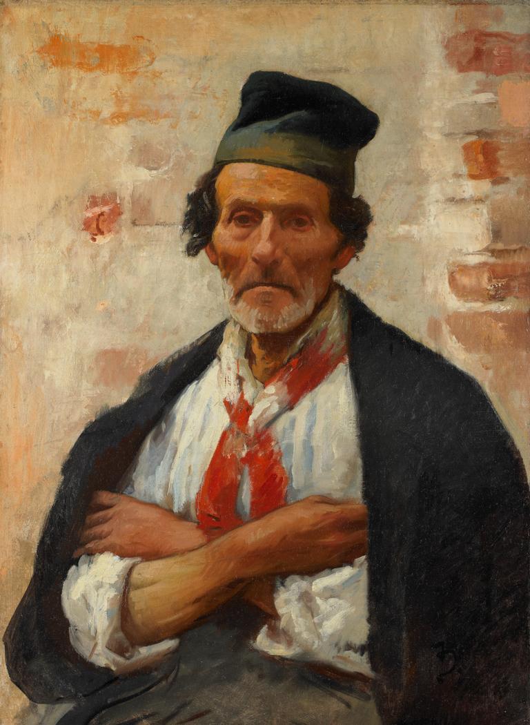 Chioggia Fisherman