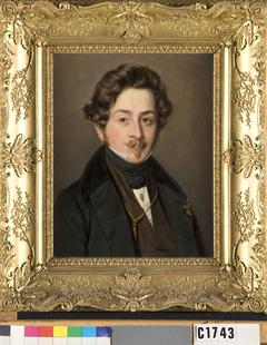 Christiaan Willem Johan (1806-1872), Baron van Boetzelaer