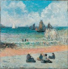 Coast at Dieppe