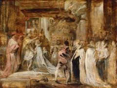Coronation of Maria de' Medici