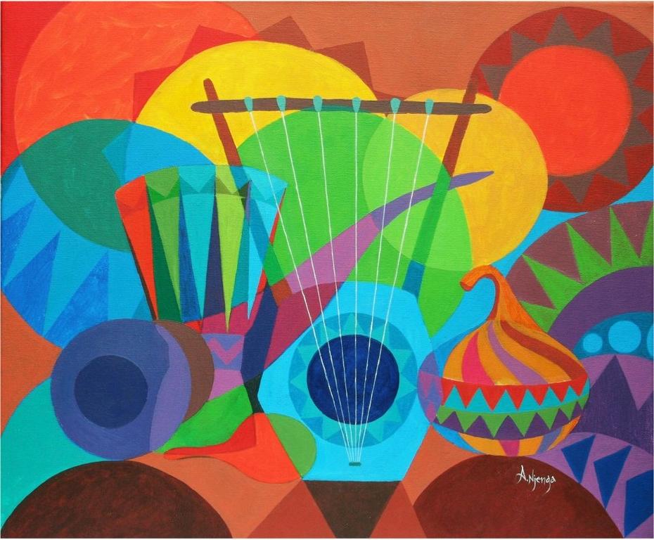 Cradle of music