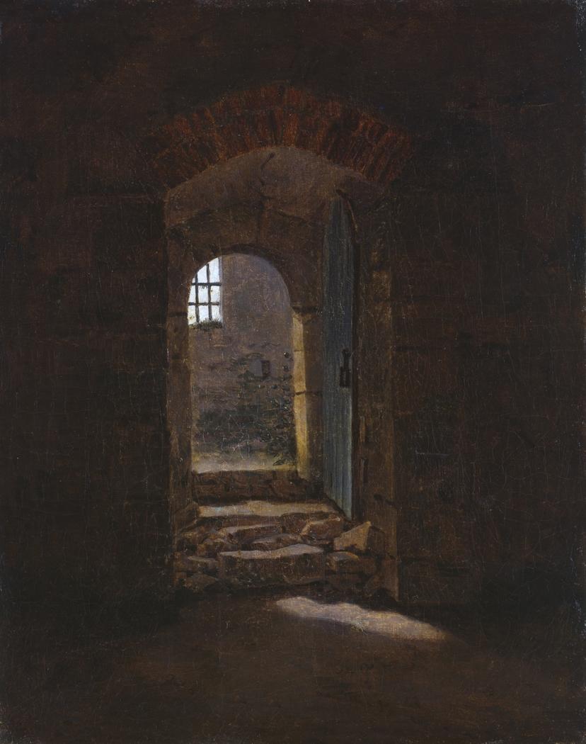 Doorway in Meissen