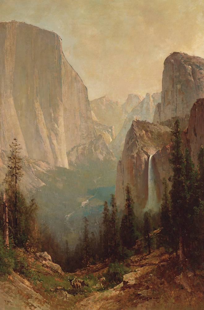 Early Morning, Yosemite Valley
