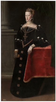 Empress Maria of Austria, Wife of Maximilian II