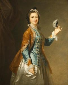 Eva Maria Veigel, Mrs David Garrick (1724-1822)