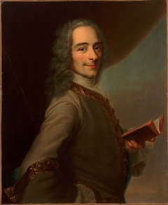 François-Marie Arouet, Called Voltaire