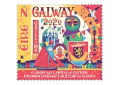 Galway Stamp