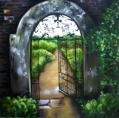 Gateway to the Secret Garden