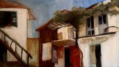 Greek vilage