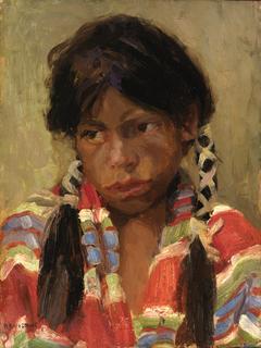 Indian Boy (Joe Archelita)