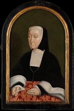 Jan (1438–1516), First Count of Egmond; Countess of Egmond (Magdalena van Werdenburg, 1464–1538)