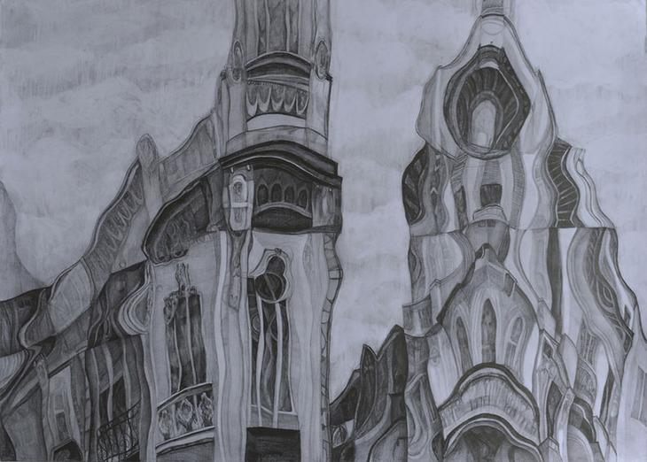 Jelena Novakovic drawing 1