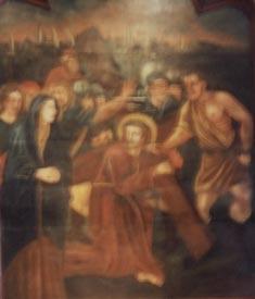 Jesus encontra Maria